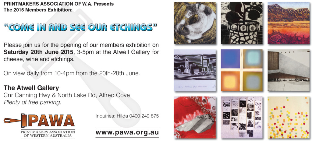 Printmakers Association Exhibition