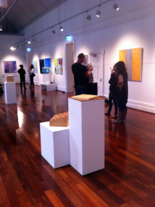 BloodPoet/Artist Sweat now on Show at Linton and Kay Gallery Perth