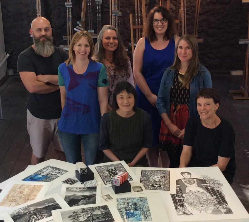 Seven Printmakers